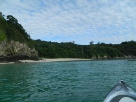 kayak vers le fort lalatte (1)
